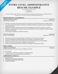 Resume examples, Administrative assistant and Data entry on Pinterest