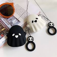 Protective <b>Case</b> Lovely <b>Dolphin</b> Design Silicone <b>Cover For Airpods</b>
