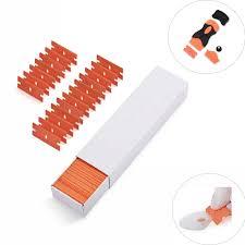 EHDIS <b>100PCS Plastic Razor</b> Blade for Razor Scraper Double ...