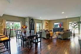 Kitchen And Dining Room Design Special Kitchen And Dining Room Open Floor Plan Gallery 1095