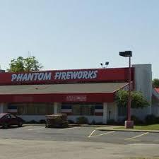 Phantom Fireworks : Locations : Phantom of South Bend
