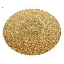 Купить Мат для диска проигрывателя <b>Tonar Cork Rubber</b> (5974) в ...