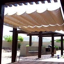 shade sails patio cover modern amazoncom modern home sail roman shade wave sail  x  kitchen amp dinin