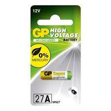 <b>Батарейка GP 27A</b>