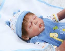 Wholesale <b>NPK</b> Fake <b>Baby Reborn Boy</b> Dolls 23 Full Body Silicone ...