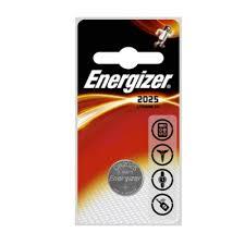 <b>Батарейка Energizer Lithium CR2025</b> 1шт 3V