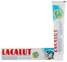 Зубной <b>гель Lacalut Teens</b> 8+ — купить и выбрать из более, чем ...
