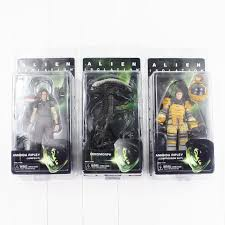 3styles 18cm <b>NECA</b> 6th <b>Anniversary Aliens</b> VS <b>Predators</b> Ripley ...