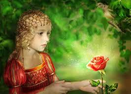 Картинки по запросу картинка аленький цветочек
