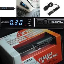 <b>Car Styling High Quality</b> APEXI Auto Turbo Timer NA & Turbo Digital ...