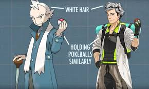 Image result for professor willow pokemon silver pryce