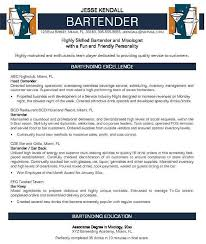 august  archive page    sample industrial hygienist        better bartender resume tips and template highly skilled bartender