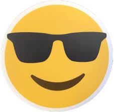 <b>Thinking Face Emoji</b> Vinyl Sticker Decal home laptop choose size ...