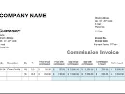 helpingtohealus marvelous invoice software time tracking software helpingtohealus hot ms excel commission invoice template excel invoice templates lovely commission invoice and fascinating