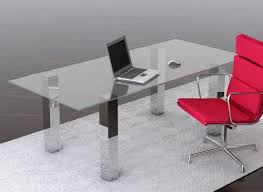 mesmerizing modern glass office desk elegant designing home inspiration beautiful office desk glass