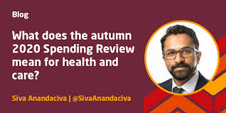 What does the <b>autumn 2020</b> Spending Review mean for health and ...