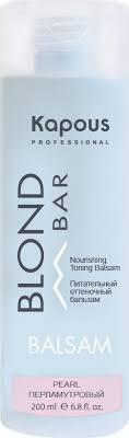 <b>Kapous Professional</b> Blond Bar Питательный оттеночный ...