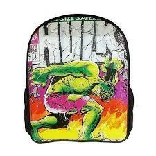 "Рюкзак ""Hulk"""
