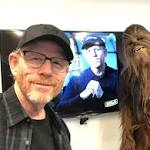 Chewbacca will get his own theme music — and more Solo revelations from Ron Howard