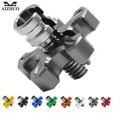 <b>Motorcycle Clutch Wire</b> Adjustment Cable <b>CNC</b> Aluminum M8*1.25 ...