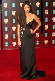 cele bitchy thandie newton also says she can t work in the 2017 ee bafta film awards arrivals