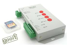 2019 <b>T1000S</b> SD Card WS2801 WS2811 WS2812B LPD6803 <b>LED</b> ...