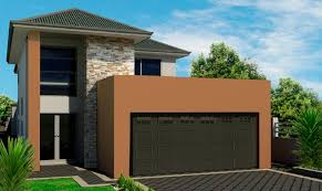 Narrow Lot Homes Perth   Storey House   Calista   Rosmond Custom    Two Storey Homes   Calista photo   Overview  Floor Plan