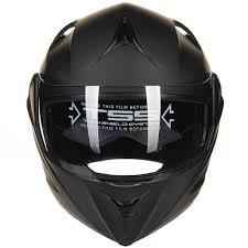 ILM <b>Motorcycle Flip up</b> Modular Full Face Helmet Dual Visor DOT ...