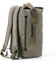 <b>Color</b> : Army Green Travel Laptop Backpack Vintage Men/Women ...