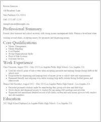 eye grabbing no experience resume samples   livecareerno experience cashier resume sample