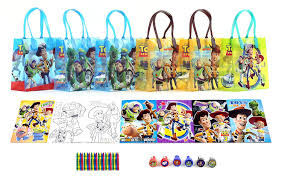 Disney <b>Toy</b> Story Party Favor Set - 6 Packs (<b>42 Pcs</b>) By GoodyPlus ...