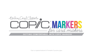 Image result for online card classes copic markers for card makers