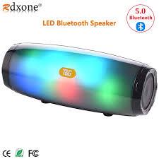 <b>TG165 Portable</b> Wireless <b>Bluetooth Speaker</b> with Dancing LED ...