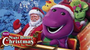 Image result for barney's christmas