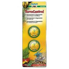 «Термометр с <b>гигрометром для террариума</b> JBL TerraControl ...