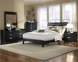 ideas bedroom decor with black furniture