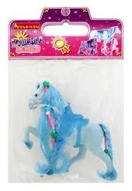 <b>Лошадь</b> флок. с <b>косой</b> 7,5см. <b>BONDIBON</b>, 2019г. купить в ...