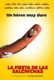 La fiesta de las salchichas (2016) español