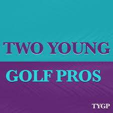 Two Young Golf Pros