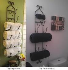 bathroom towel shelf bath