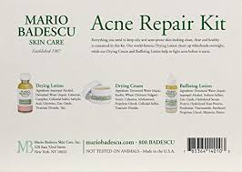 <b>Mario Badescu Acne Repair</b> Kit - Buy Online in Saint Lucia.   mario ...