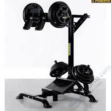 <b>Тренажер для приседаний</b> Powertec TM Squat Calf L-SC13 купить ...