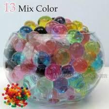 <b>10pcs</b>/<b>lot</b> Pearl Shape Very <b>big</b> 13 16mm <b>Crystal</b> Soil Water Beads ...