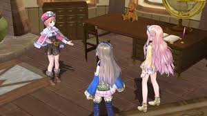 new atelier rorona gets screenshots and artwork introducing new atelier rorona gets screenshots and artwork introducing characters new scenario and costumes