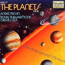 <b>Holst: The Planets</b>