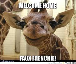Welcome Home... - Baby Giraffe Meme Generator Captionator via Relatably.com