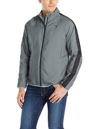 Buy Puma <b>Men's Woven Jacket</b>, Turbulence/Black, XX-Large at ...