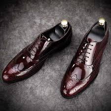 wine red formal <b>shoes</b> online -