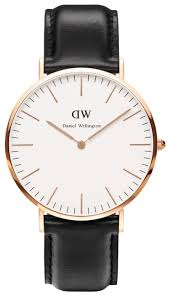 <b>Наручные часы</b> Daniel Wellington Classic Sheffield <b>gold</b> — купить ...
