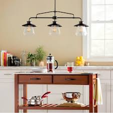 Light Pendants Kitchen Globe Electric Company Moyet 3 Light Kitchen Island Pendant
